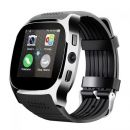 OEM new Waterproof T8 Bluetooth Smart Watch Phone Mate SIM GSM Camera For iphone Android